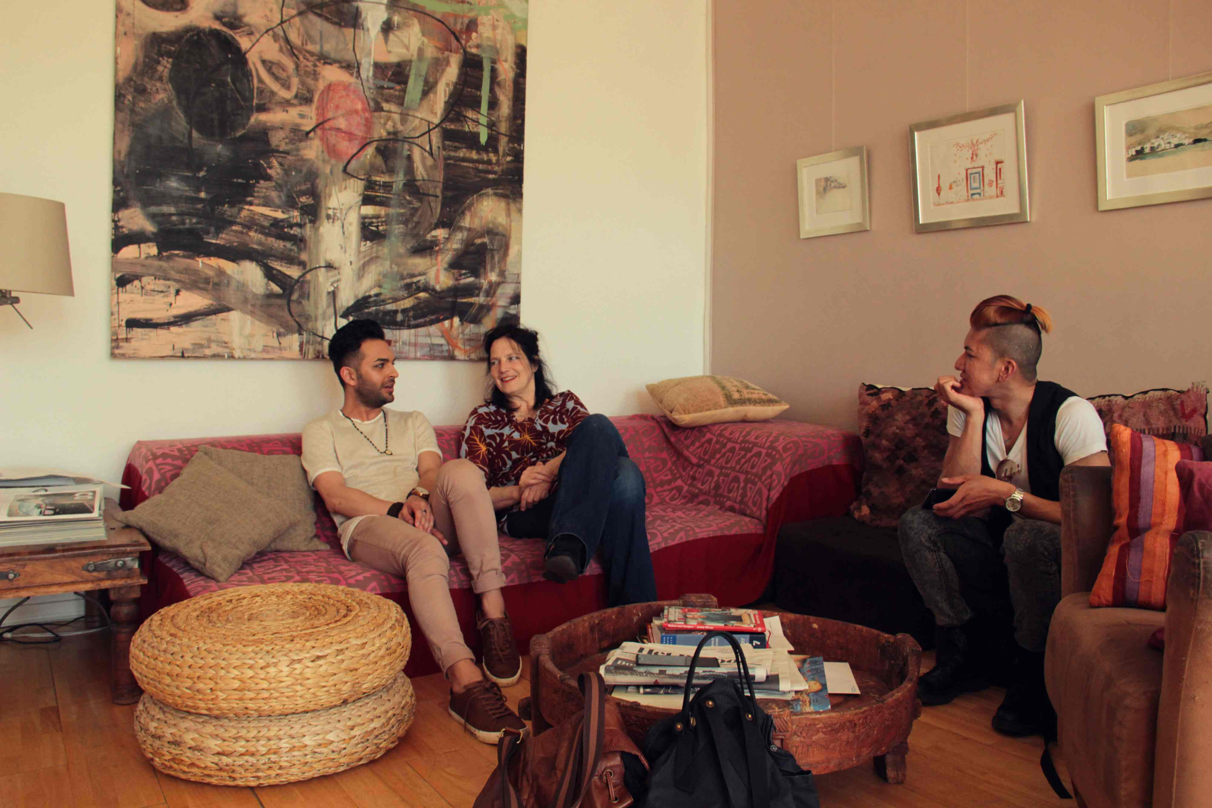 Ruth, Ariya en Josua