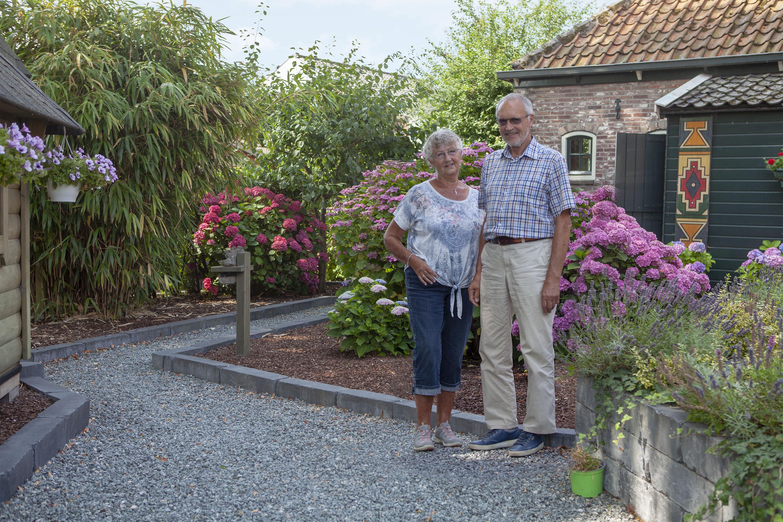 Gerard en Riet: een warm familienest
